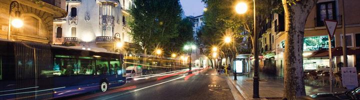 Palma de Mallorca invertirá 21,7 millones de euros en la mejora del alumbrado de los barrios