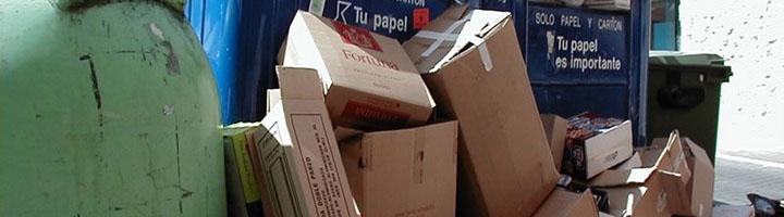 La Línea de la Concepción contará con un nuevo servicio de recogida de cartón puerta a puerta