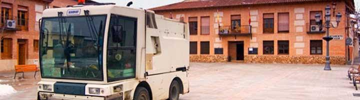 Ya se pueden presentar propuestas para el contrato de limpieza viaria de Guadalajara