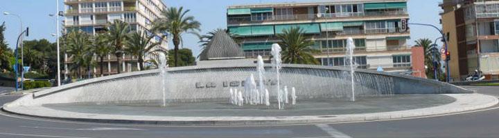 Alicante comienza la renovación del entorno de la Isleta