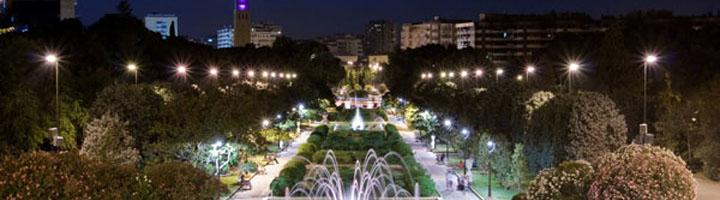 Zaragoza sustituirá casi 1.400 luminarias obsoletas por otras LED, que reducirán el consumo en un 80%