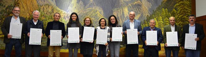 El sector empresarial y comercial de La Palma se suma al