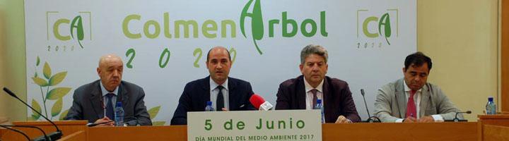 Colmenar Viejo impulsa 'ColmenÁrbol 2020', un proyecto para plantar 10.500 árboles en 3 años