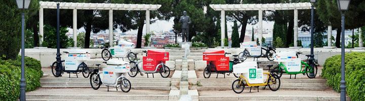 Mensos crea el primer centro de distribución urbana sostenible de España