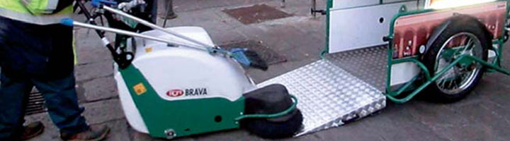 Grupo Hera experimenta con RCM Zero System en Bolonia, el sistema de micro limpieza urbana de impacto cero