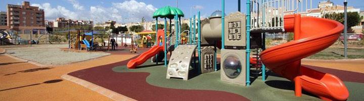 Almería creará dos nuevos parques infantiles con cargo a las actuaciones desarrolladas a través de la Junta de Distrito Bahía