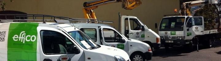 Tres nuevos proyectos de eficiencia energética ahorrarán 140.000 kilovatios hora al año en La Orotava