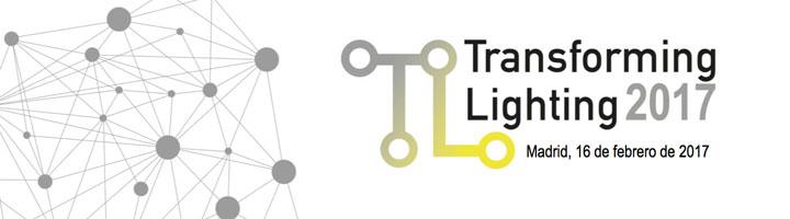 La revolución de la iluminación el próximo mes de Febrero en Transforming Lighting