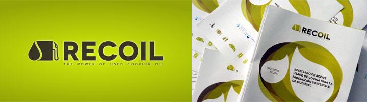El proyecto RecOil publica una guía para implantar sistemas de recogida de aceite en los municipios