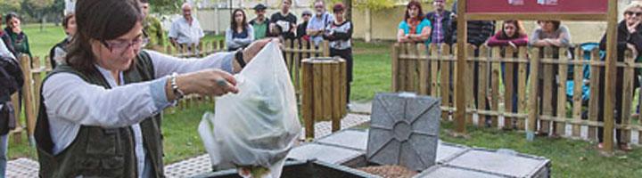 Nuevo espacio de compostaje comunitario en San Jorge