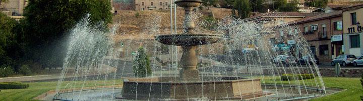 El concurso de adjudicación del mantenimiento de fuentes ornamentales de Toledo afronta su recta final