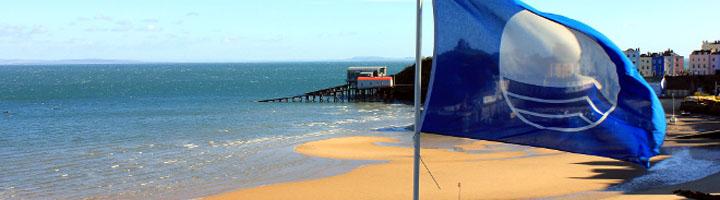 Las playas de España logran 686 Banderas Azules conservando el liderazgo internacional