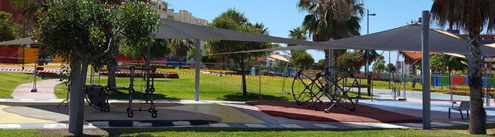 Nuevas estructuras de sombra SHADE de HAGS en la ciudad de Málaga
