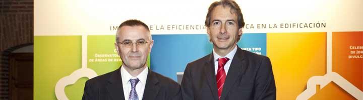 Impulso de la eficiencia energética en la edificación por parte de la FLCQA y la FEMP