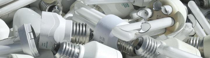 Ambilamp recicla más de 15 millones de lámparas en 2012, equivalente a 2.246 t de residuos