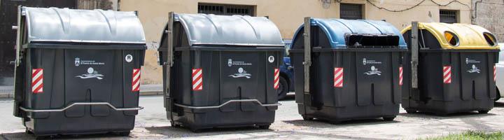 El Puerto de Santa María renueva cerca de 1.000 contenedores de recogida de residuos