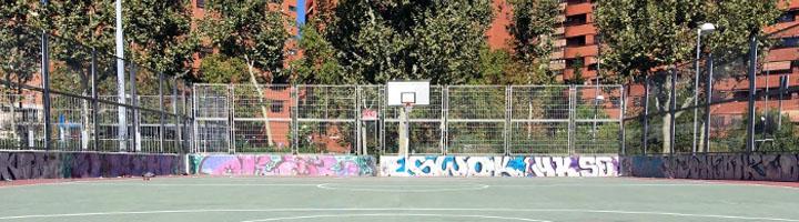 Las pistas deportivas de Santa Hortensia en Madrid, pioneras en la gestión de la iluminación