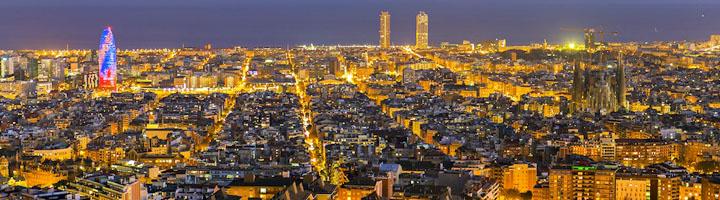 Comienza el Plan de Renovación Integral del Alumbrado 2018-2020 de Barcelona con un presupuesto de 18 millones