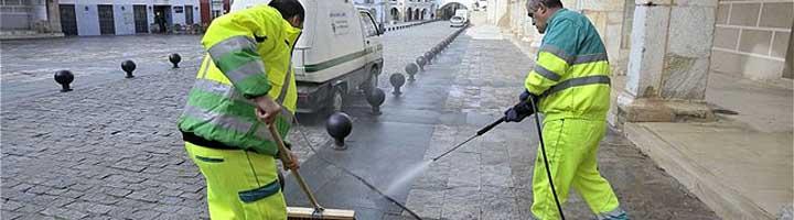 El ayuntamiento de Badajoz saca a concurso el servicio de limpieza viaria