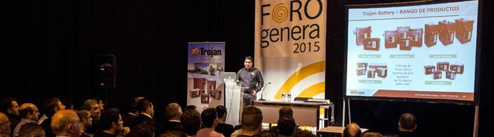 FORO GENERA acogerá 13 sesiones informativas en GENERA 2016