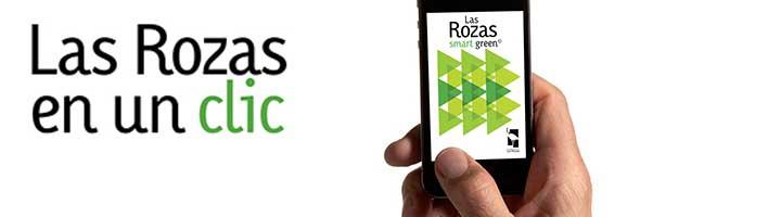 Una aplicación para smartphones permite colaborar en la mejora del mantenimiento de Las Rozas