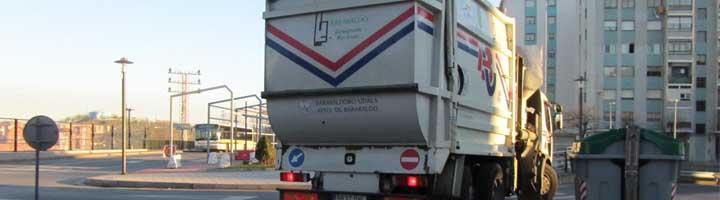 Barakaldo ahorrará en 2014 un millón de euros en el contrato de limpieza viaria y recogida de residuos