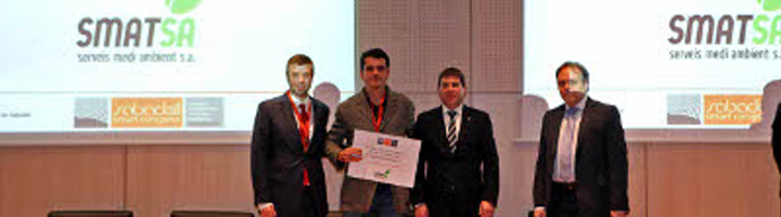 Una aplicación móvil para servicios municipales gana el concurso internacional Sabadell # InnoApps Contest