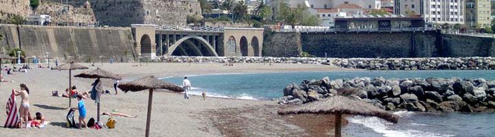 Ceuta destina un millón de euros al mantenimiento de las playas esta temporada