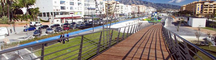 La Tenencia de Alcaldía de San Pedro Alcántara saca a concurso público el servicio de conservación del bulevar