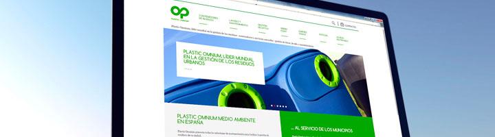 Plastic Omnium estrena nueva web corporativa