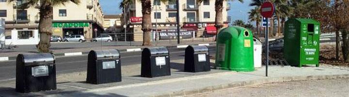 Entra en funcionamiento el nuevo servicio de recogida de residuos urbanos de Cheste