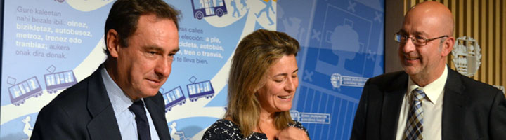 Euskadi muestra su compromiso con el medio ambiente en la Semana Europea de la Movilidad Sostenible
