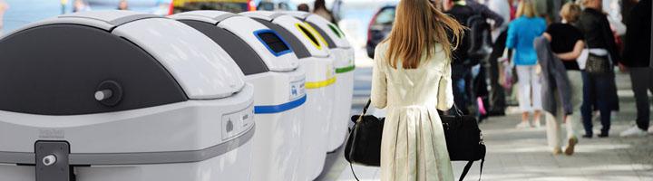 La gama de contenedores BIG-BIN de FormatoVerde, elegido como caso de éxito de diseño e innovación en Galicia