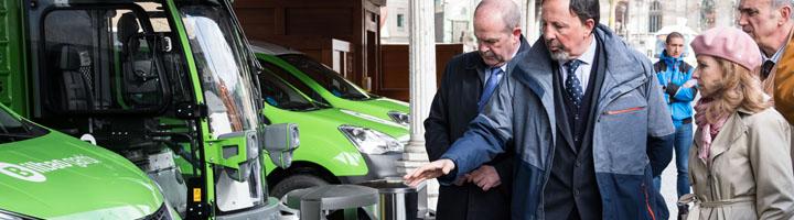 Bilbao renueva el 80% de la flota del servicio de limpieza viaria