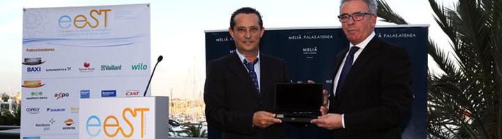 Ávila recibe un premio en la categoría Smart Destination por la nueva iluminación de la ciudad