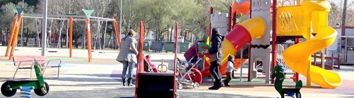 Mislata instala nuevos juegos infantiles en cuatro parques de la ciudad