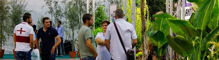 Iberflora acogerá una jornada de la AEPJP sobre el verde urbano