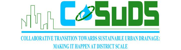 El proyecto europeo CoSuDS promueve la transición hacia una gestión sostenible del agua de lluvia en las ciudades