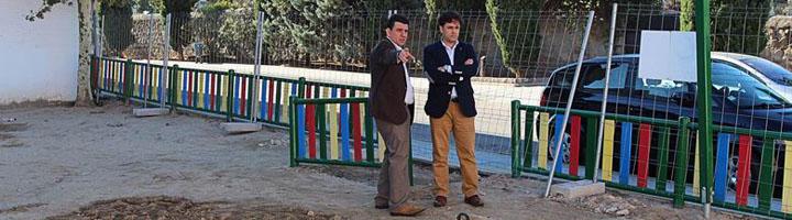 Galapagar da comienzo a las obras de remodelación del Parque Infantil La Lonja