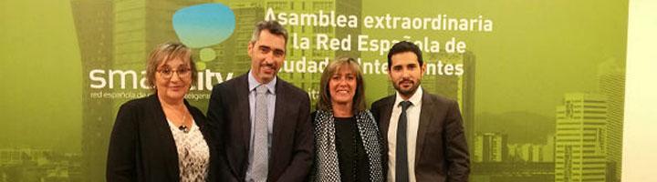 Benalmádena ingresa en la Red Española de Ciudades Inteligentes