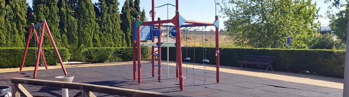 CONTENUR adjudicataria de la renovación y remodelación de los parques infantiles de Ronda