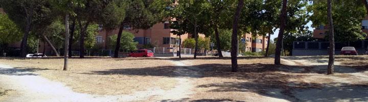 Madrid dotará de mayor accesibilidad y más vegetación para las zonas verdes de Ciudad Pegaso