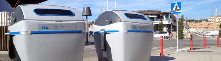Almería cambia su imagen adquiriendo 2.085 contenedores de carga lateral tipo Big Bin