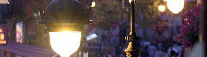 Mejora de la eficiencia energética del alumbrado público en Vera
