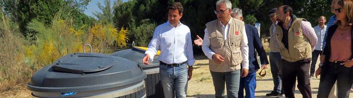 La Comunidades de Madrid impulsa la recogida selectiva de residuos en los espacios naturales de la región