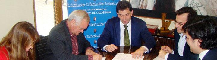 Bolaños firma un contrato con el que ahorrará un 10% en energía dentro del Proyecto Clime