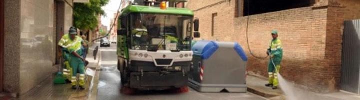 El Prat de Llobregat pone en marcha la nueva contrata de limpieza y recogida de residuos con un aumento de los servicios y su calidad