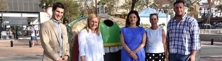 Fuengirola ponen en marcha el servicio de recogida
