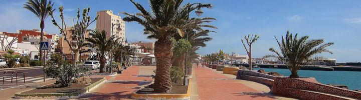 La Autoridad Portuaria de Las Palmas inicia la mejora del paseo marítimo del Puerto del Rosario