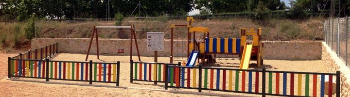 Guadalajara sigue mejorando y aumentando los juegos infantiles de la ciudad